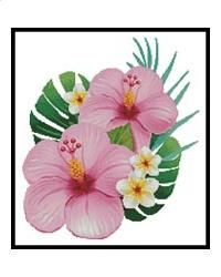 Hibiscus Arrangement 1