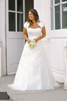 Looking for a plus size wedding dress? Ladybird Plussize collection offers sexy and elegant plus size wedding dresses in various designs and colours Plus Wedding Dresses, Western Wedding Dresses, Plus Size Wedding, Bridal Dresses, Wedding Gowns, Wedding Hijab, Wrap Dresses, Wedding Cakes, Corset Back Wedding Dress