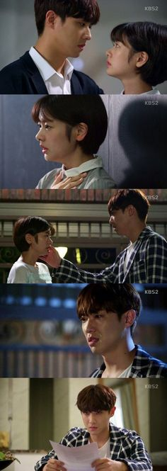 [Spoiler] Added episode 38 captures for the #kdrama 'Father is Strange'