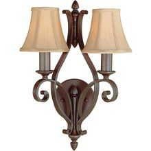 View the Murray Feiss MF WB1195 Tuscan Up Lighting Wall Sconce from the Tuscan Villa Collection at LightingDirect.com.