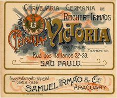 Cervejaria Germania - Cerveja Victoria (São Paulo/SP)