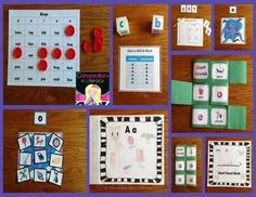 Short Vowel Activity Pack- Foldable and Activities:  Tons of short Vowel Activities