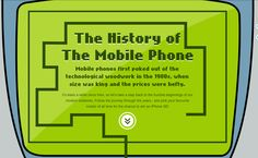 Tweet I stumbled upon the history of the mobile phone infographic by broadbandchoices.co.uk showcasing the evolution of mobile phones over time. This is no ordinary infographic, it is actually a single page web design that has an old school pixelRead More »