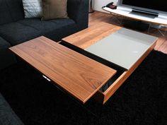 Chiva コーヒーテーブル収納スペース付 AD02(テーブル) / BoConcept - 家具 TABROOM(タブルーム)