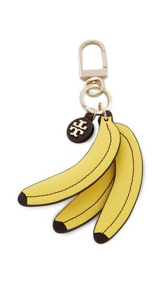 Tory Burch Banana Key Fob