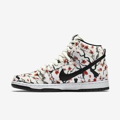 Nike SB Cherry Blossom Pack Nike Sb, Sneaker Magazine, Nike Shoes, Nike Footwear, Nike Dunks, Cherry Blossom, Converse Chuck Taylor, High Top Sneakers, Men