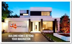 Looking for a builder that offer you with a home that you will love? Get in contact with that specialises in building homes beyond your imagination. Log on to website for further information. Melbourne House, Building A House, Building Homes, Home Builders, Custom Homes, Real Estate, Mansions, House Styles, Mondrian