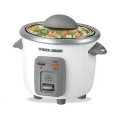 Black and Decker 3 cup rice cooker