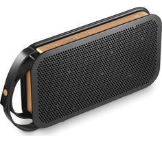 BeoPlay from B&O by Bang & Olufsen is a powerful and portable Bluetooth speaker with a ground-breaking Omni-directional sound, an unprecedented . Cool Bluetooth Speakers, Wireless Speakers, Portable Speakers, Cool Stuff, Beautiful Women Quotes, Bang And Olufsen, Danish Design, Cool Things To Buy, Cool Designs