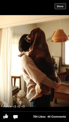 Reminds me of Tinkerbelle. She loved being carried like this