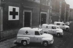 Cruz Roja del pasado.