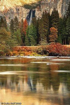 ✯ Bridal Veil Falls - Yosemite