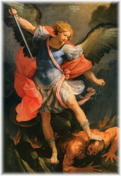 Glorious Saint Michael, guardian and defender of the Church of Jesus Christ, come to the assistance of His followers, against whom the powers of hell are unchained. Guard with special care our Holy Father, the Pope, and our bishops, priests, all our religious and lay people, and especially the children.