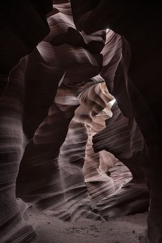 Lower Antelope Slot Canyon by Nate Miller on 500px
