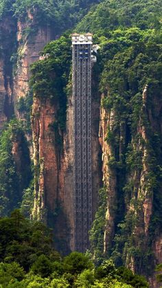 1080x1920 Wallpaper bailong elevator, hunan, china