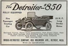 1912 Detroiter