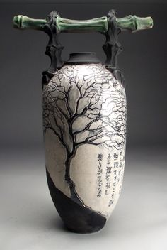 Michael W Moses Pottery: The Fantastic Ceramic Art Pottery of Mitchell Grafton of Panama City, FL
