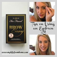 Tips to achieve perfect eyebrows | www.mylifefromhome.com