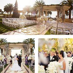 "Petite Productions: A ""Grande"" Wedding"
