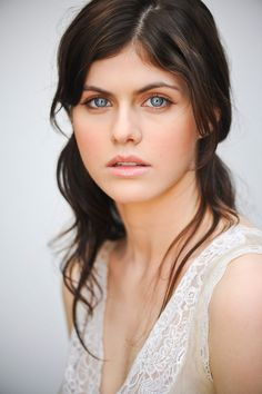 Alexandra Daddario is the actual most gorgeous woman alive with the most amazing eyes ever. No rebuttal