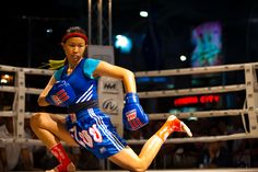 Get In Shape With These Alternatives For People Who Hate The Gym. #9 Muy Thai Boxing
