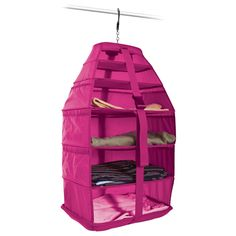 JetPack - Compressible Hanging Packing Shelf