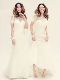 Justin Alexander Style 8651 is featured in a romantic shoot in the May/June issue of You and Your Wedding. #beautiful #bride #wedding #dress