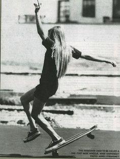 Skateboard. #yeey #adventuregirls <3