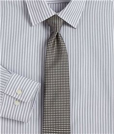 BOSS Hugo Boss - Micro Diamond Print Silk Tie: If you are looking for a dressy tie for your black suit or sport coat, search complete.