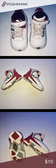 ⛹🏼♀️ Retro Infant Nike Air Jordan Omega ⛹🏼♂️ ⛹🏼♀️ Retro Nike Air Jordan Omega sz 4c For Baby Infant Toddler. Hard bottom.  ⛹🏼♂️ Air Jordan Shoes Sneakers