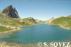 lac de Marinet (grand) (2540m) - Haute-Ubaye