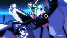 Gundam Build Fighters Try – Episodio 21: Blue Wings