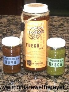La Fundidora Salsas- Handcrafted With Amazing Taste - Mom, Are We There Yet?