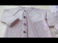 Eriş Modeli ile Ceket 1. Bölüm - YouTube