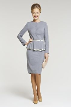 Business Attire Trends for Women in 2015.| Mod.today