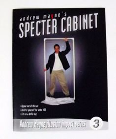 Specter Cabinet by Andrew Mayne - 2004 New