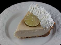 Key Lime Pie - voted best Key Lime Pie by the American Pie Council