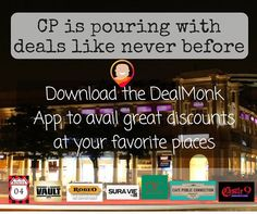 #DealMonkApp #Discounts #Realtime #Deals #SaveMoney  #CP  Download the DealMonk App at-https://play.google.com/store/apps/details?id=com.deal.monk Visit us at deal-monk.com