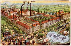 Brauhaus Puntigam, Graz, 1927 Graz Austria, Heart Of Europe, Travel Posters, City Photo, Vintage, Austria, Old Pictures, Economics