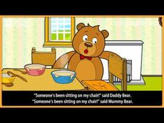 Goldilocks and the three bears | Kids Stories | LearnEnglish Kids | British Council
