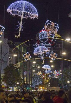 La Navidad en Londres - Qué hacer en Europa estas Navidades