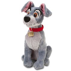 Tramp Plush - Lady and the Tramp - 16''