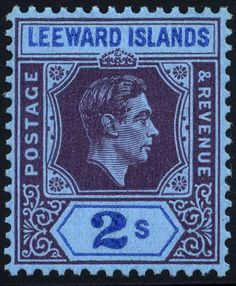 King George VI -Leeward Islands