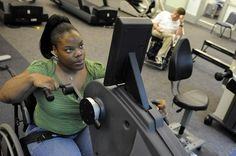 The Lakeshore Foundation and UAB are creating a research collaboration to test and develope ways to improve through exercise the lives of people with physically disabling conditions.