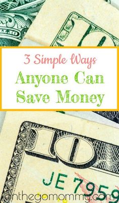 We have a large, busy family! We can't buy everything at regular price or we would be (more) broke. We must take advantage of sales and coupons, but we stay so busy it's hard to be like an extreme couponer. I have 3 trusty ways to save money that are worth the short amount of time. Check it out!