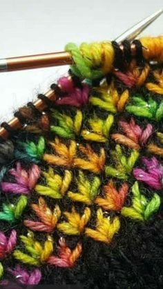 Secrets Of Drawing Most Realistic Pencil Portraits - Knit Bud Stitch Free Knitting Pattern Secrets Of Drawing Realistic Pencil Portraits - Discover The Secrets Of Drawing Realistic Pencil Portraits Free Knitting Pattern for Easy Treetops Baby Blanket - St Knitting Stiches, Knitting Charts, Free Knitting, Crochet Stitches, Baby Knitting, Knitting Patterns, Crochet Patterns, Crochet Yarn, Crochet Vests