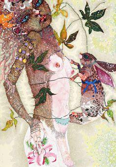 thankyou for loving me 2005 by DEL KATHRYN BARTON