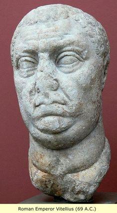 Roman  Emperor Vitellius  (69 AC)