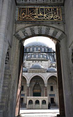 Suleymaniye Camii, Istanbul