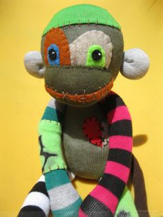 @Paige Stachowiak  I found the perfect sock monkey for you!